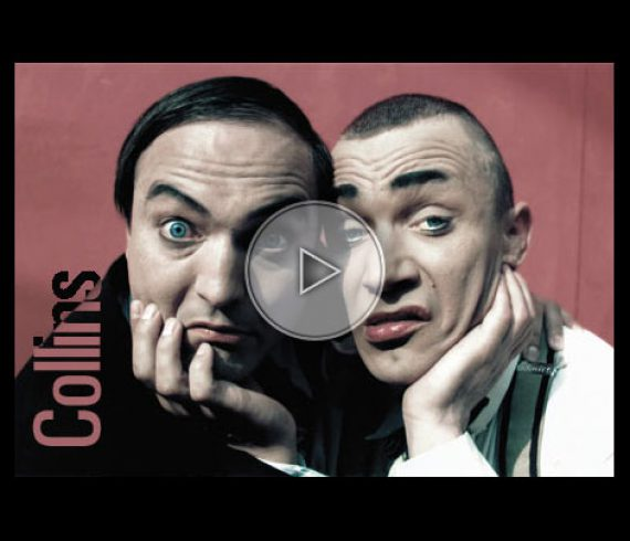 comedy magic, comedy magicians, magie comique, magiciens comiques, collins