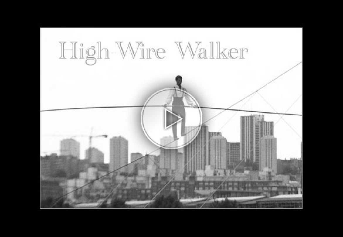 High-wire walker | high wire | Entertainment Agency | Corporate ...