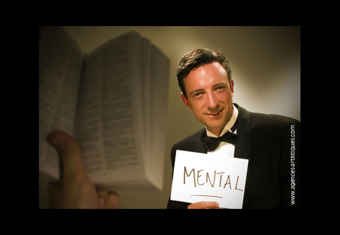 mental magic, mentaliste, mentalist
