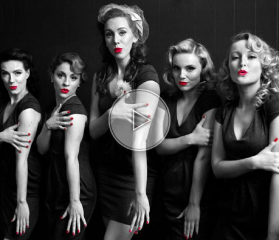 singing girls, acapella girls, chanteuses acapella, groupe acapella