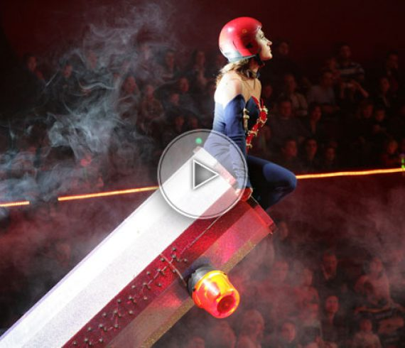 la femme canon, lady cannonball, human cannonball, homme canon, spain, espagne