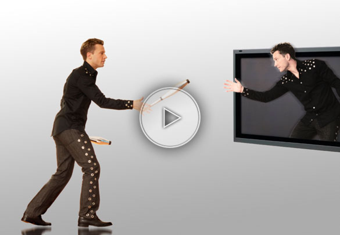 video juggler, jongleur vidéo, virtual juggler, jongleur virtuel, technology, USA