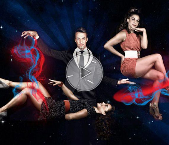french big illusions, illusions from the 50s, retro illusionist, illusionist, comedy illusionist, french illusionist