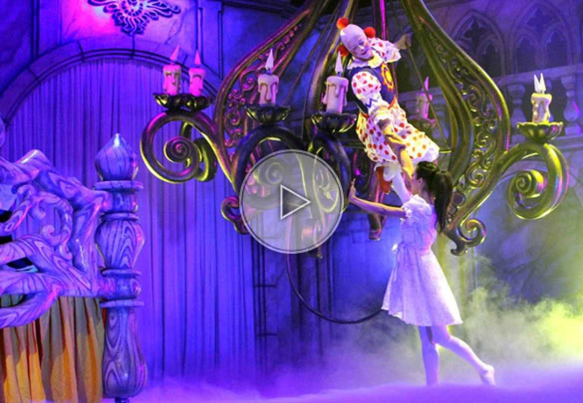 circus show, enchanting circus show, magical circus show, circus shows, event circus show