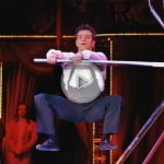 trampoline act, trampoline performer, comedy act, comedy trapoline, solo trampoline