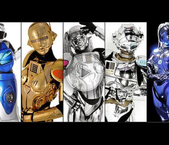 cyber characters, robots, robotic, robot characters, robot walk about, future walk about