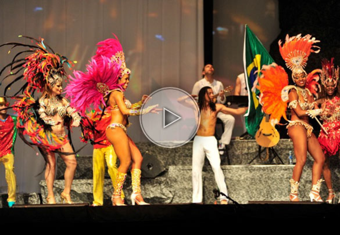 brazil, brazilian show, show from brazil, brazilian performer, brazilian artists