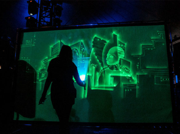 laser-painting