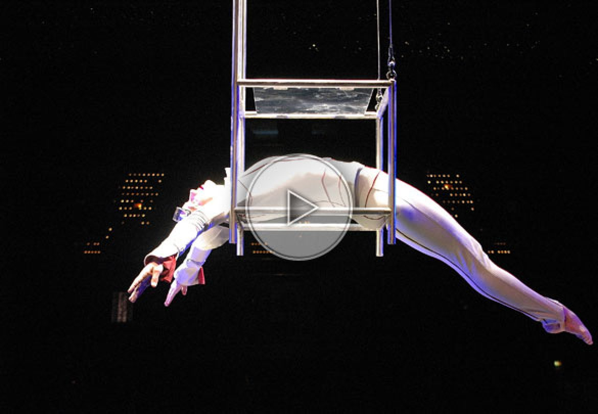 aerial act, aerial chair act, aerial chair, aerial show, aerial artist