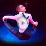 impossible contortion, mission impossible, male contortion, man contortionist