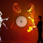 painting juggler, tech juggler, technology juggler, video juggler, lighting juggler