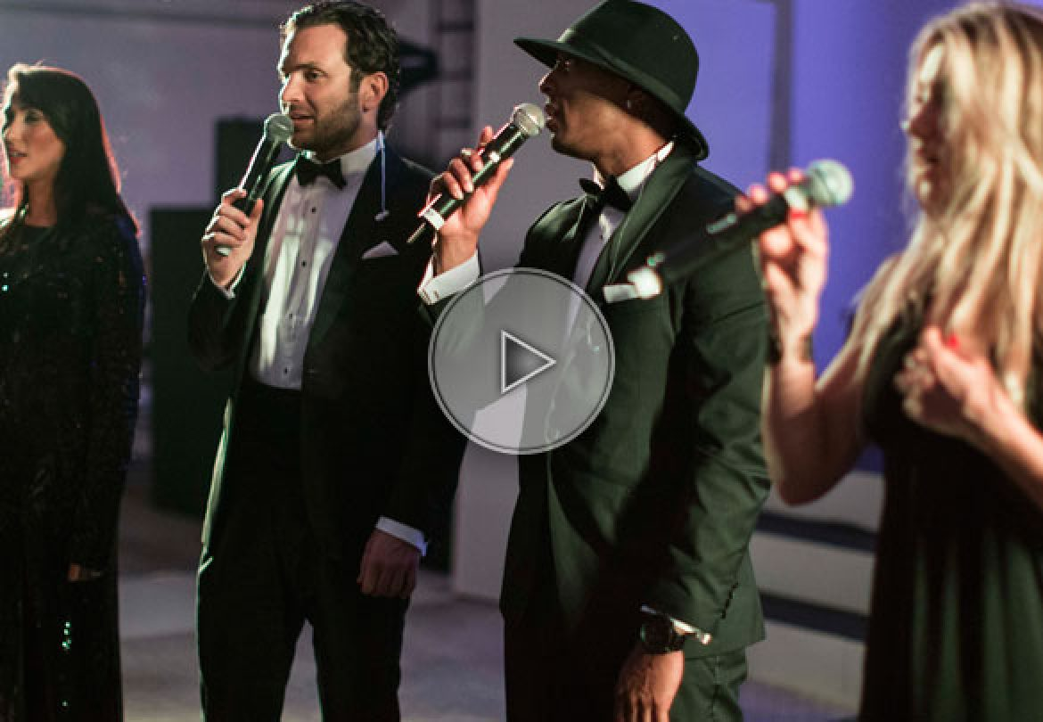 luxe party band, france party band, luxe band, private party band, upscale party band, party band