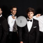 singers, sing, singing, music, artists, male singers, quatuor, band, music band, crooners, spain, voice