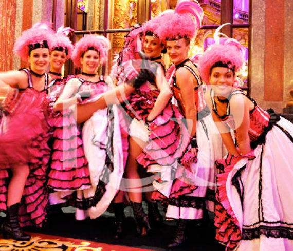 cancan, french cancan, cancan dancers, dancers, dance, dancing, dancing troupe, france, paris, french dancers, corporate, event, show
