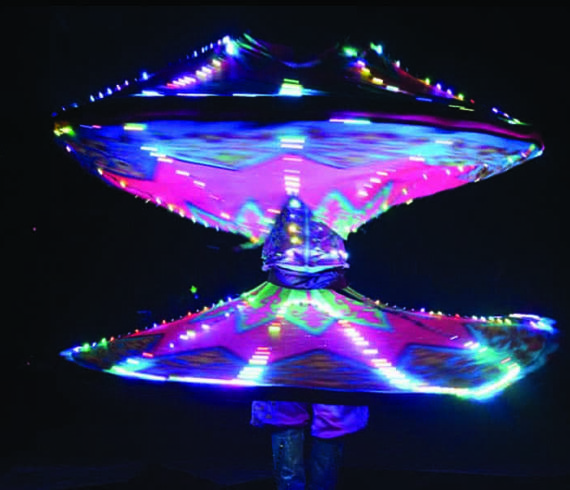 Tanoura dance, tanoura, tanoura led, tanoura lighted, dance led, lighted dance, Arabian show, arabic show, arabic dance, traditional dance