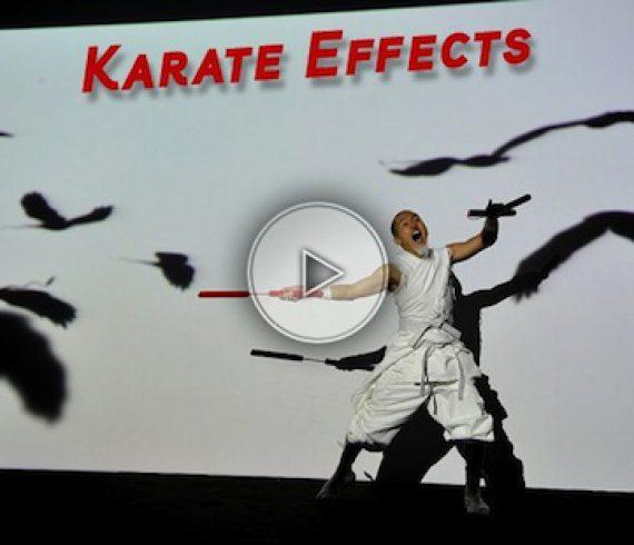 karate effects