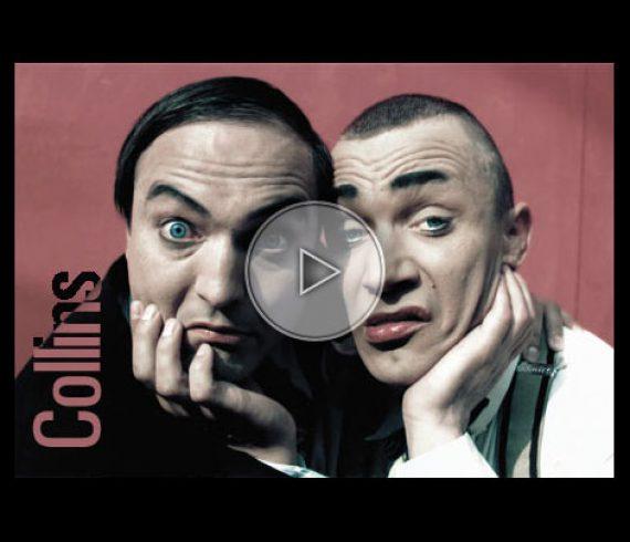 comedy magic, comedy magicians, magie comique, magiciens comiques, collins
