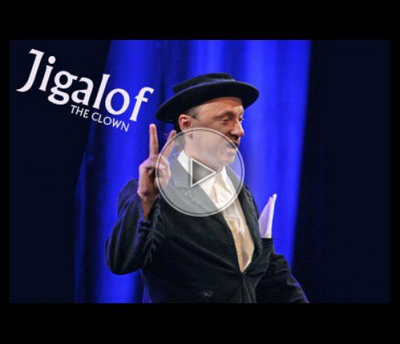 jigalof, clown, circus artist, circus comedy, artiste de cirque, comique de cirque