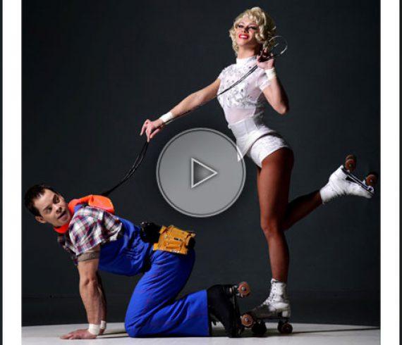 monroe, movie, film, singer, chanteuse, roller duo, duo sur patins