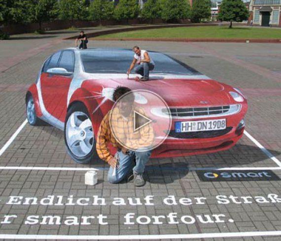 street art painting, sidewalk painting, chalk painting, peinture à la craie, drawing, dessin