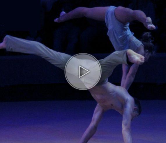 handbalance duo, hand to hand duo, couple de main à main, couple d'équilibristes