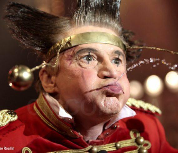 fumagali, clown, circus clown