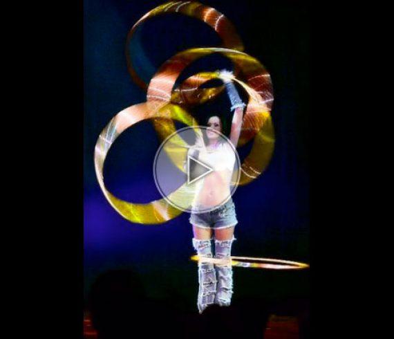 alla, sexy, hula-hop, hula-hoop