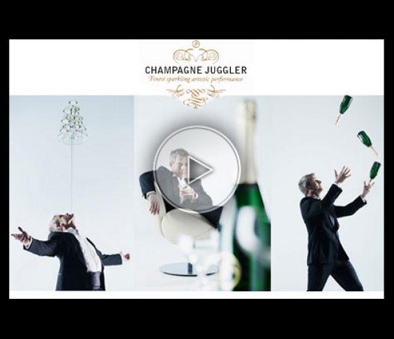 champagne, gentleman, bottles, bubbles
