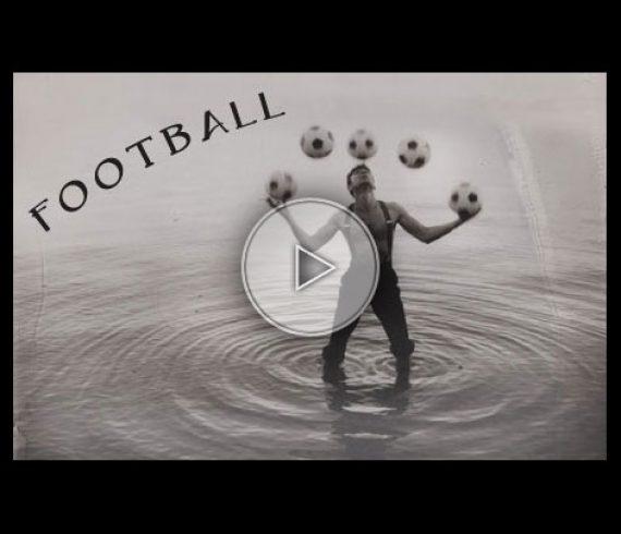 football, football balls, football juggler, football juggling