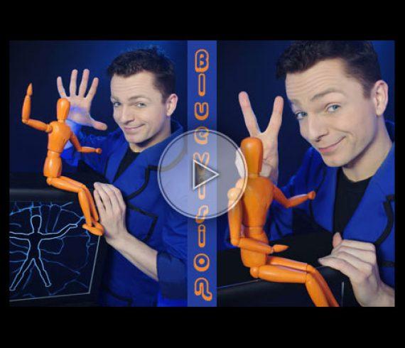 blue vision, orange, blue, bleu, paint, painting, peinture, television, télévision