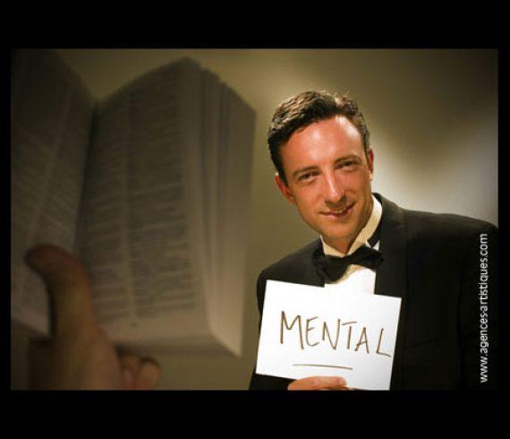 mental magic, mentaliste, mentalist