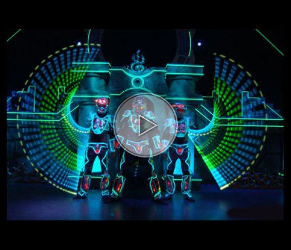 light show, lighting show, spectacle de lumière, light, lumière