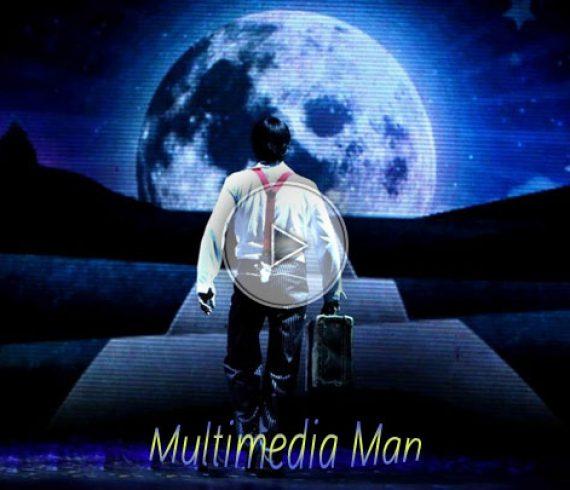 spectacle multimedia, intéractif, interactiv show