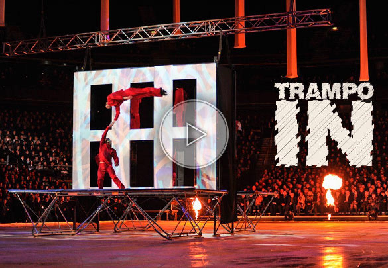 trampo wall, trampoline mur, trampoline sur mur, dynamique, dynamic