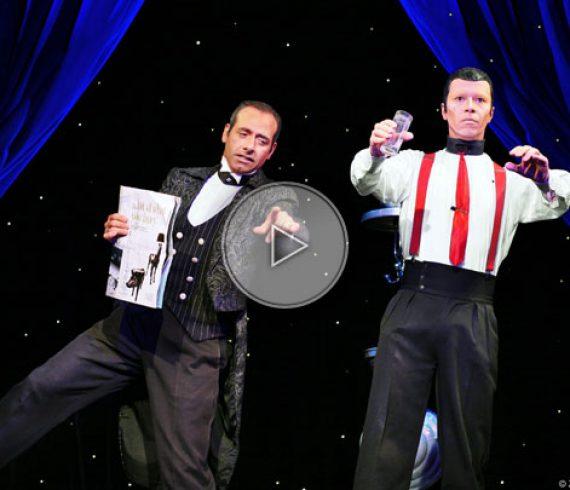 mime, magician, comedy magicians, magiciens comiques, mimes, brazil, comedy magic