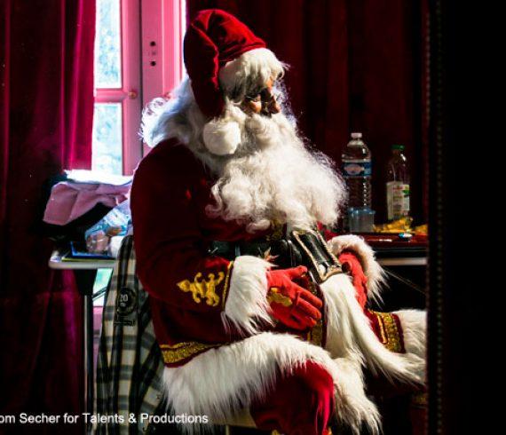true santa claus, santa claus performer, father christmas, santa claus artist, christmas