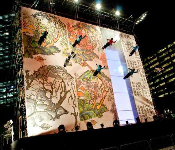 painting, painters, peintres, peinture, aerial painting, aerial painters