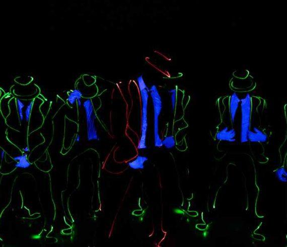 lighters, lumineux, light dancers, lighting dancers, led, tron dancers,