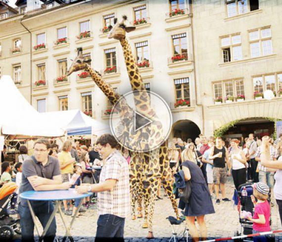 girafe, giraffe, stilt walkers, girafe stilts, girafe stilt walkers