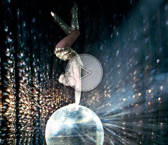 mirror ball, handbalance, mirror ball handbalance, giant ball, mirrors