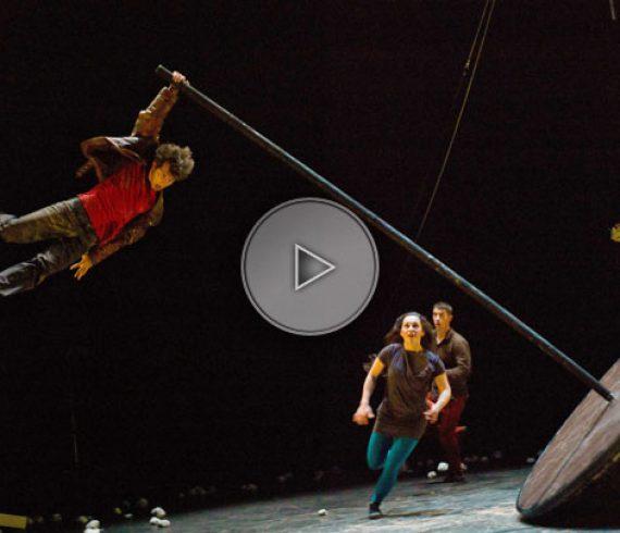 swinger acrobat, swinging acrobat, swing, balancing acrobat,