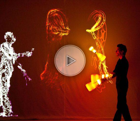painting juggler, tech juggler, technology juggler, video juggler, lighting juggler