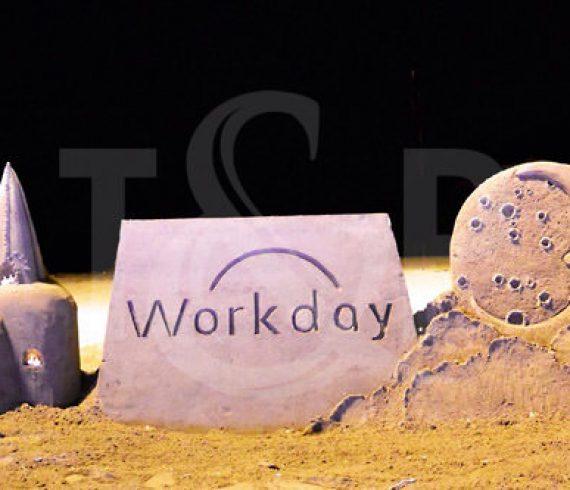 sand, sand sculpture, sand artist, event, spain, barcelona, opium nightclub