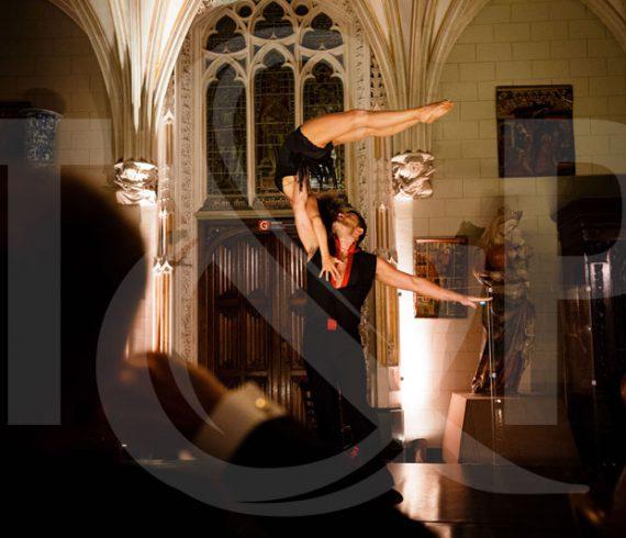 dance duo, gala dinner, netherlands, Kasteel de Haar, Utrecht, dance performance, dance couple