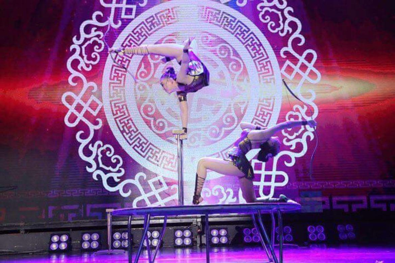 macau, the venetian macau, the venetian, macau show, contortionist, mongolia, mongolian, performers, casino, casinos