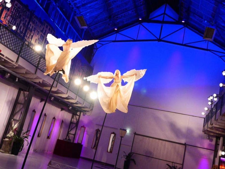 swing poles, sway poles, sway pole, swing poles, flying angels, pole angels, poles angels