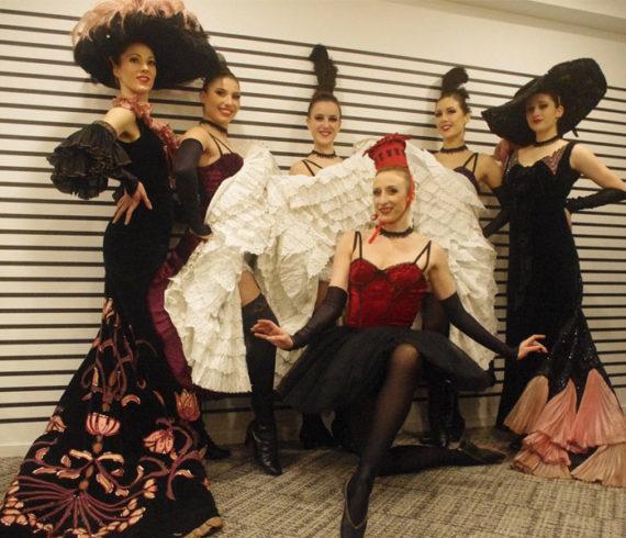 cabaret, can can dancer, cabaret dancers