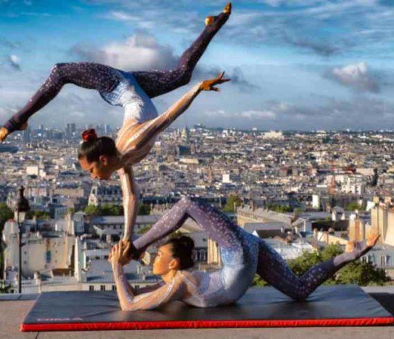 paris contortionists, paris, contortion, contortionist duo, contortion duo, france, paris contortion